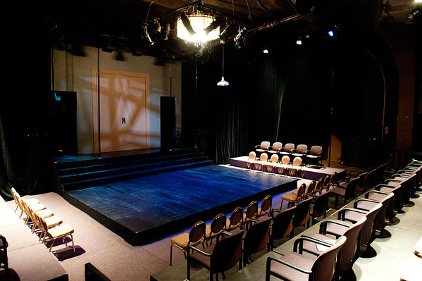 Antigone Production Feb 2012