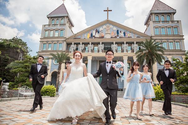 圓滿教堂| 結婚之喜 | My Darling 寵愛妳的婚紗