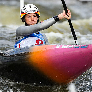 ICF Canoe Kayak Slalom World Cup Prague 2014