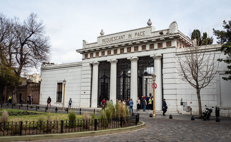 Cemetery Buenos Aires