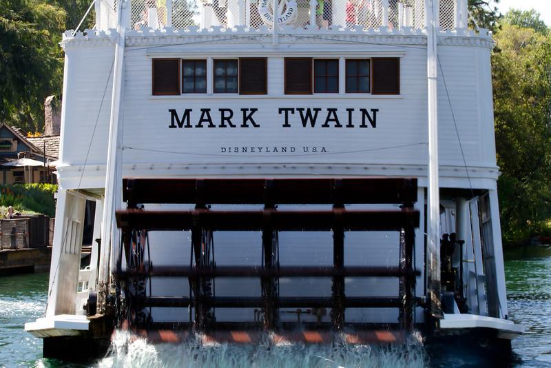 Back of the Mark Twain