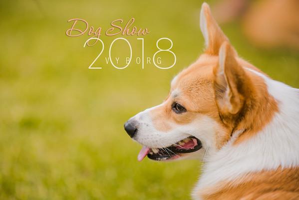 Vyborg dog show 23.06.2018