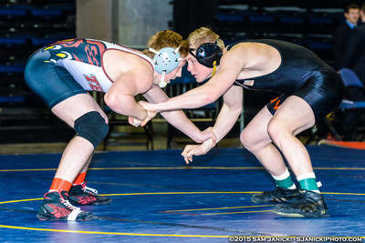 Round #1 Part 2 - Pigtails - 2015 NCWA NCs