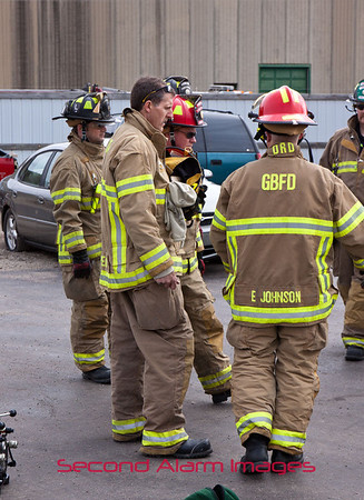 Green Bay Extrication Training: A Shift