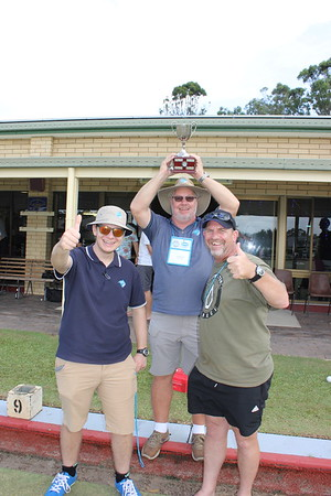 2018 Queensland Charity Bowls Day
