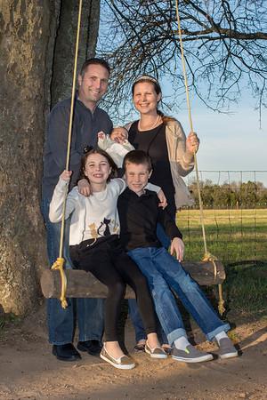 Redferin Family Photos