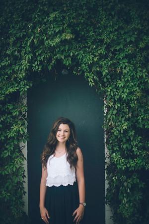 Ashley Graduates High School!