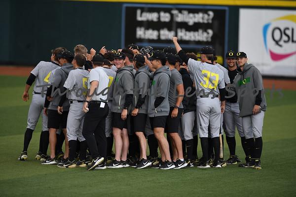 Oregon vs. Gonzaga College Baseball 6/5/21