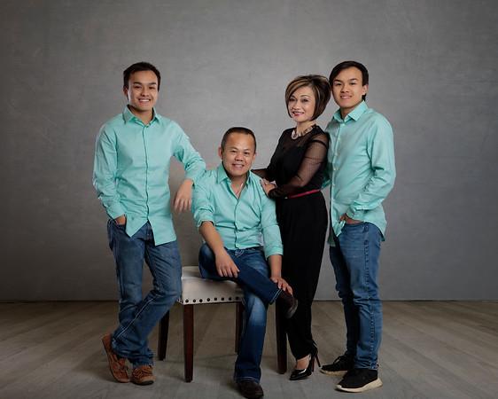 Kim Lee family