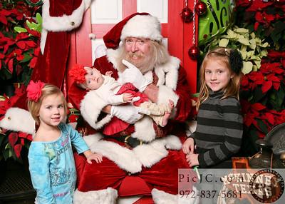 Santa Photos 12 9 11
