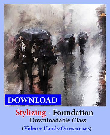 Stylizing Foundation