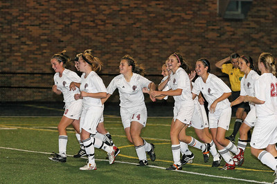 FHS 2008 Girls Playoff Soccer v. Independence