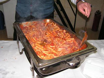 Group Pasta Night