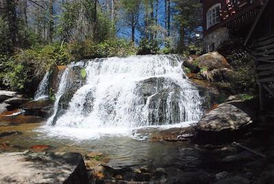 North Carolina Waterfalls and Waterways