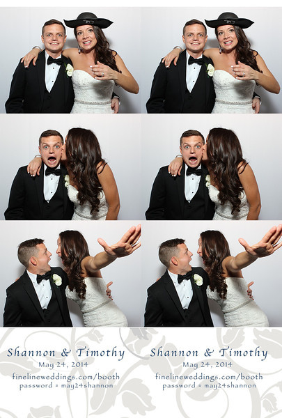 Shannon & Timothy - 5.24.14