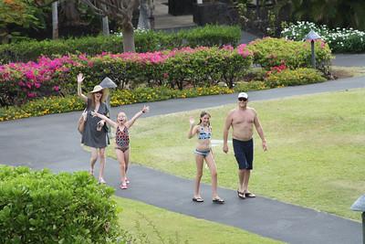 Hawaii with Family 2011