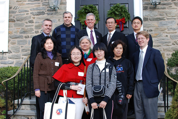 Welcoming Chinese Visitors [2009]