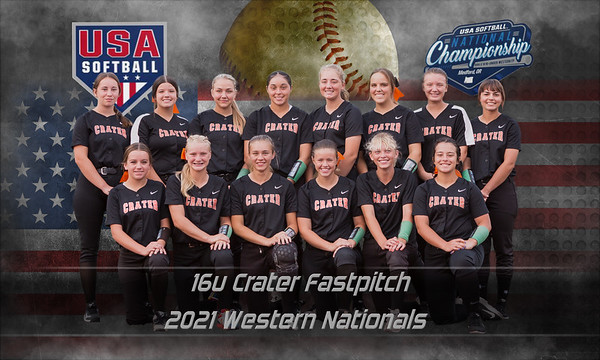 Crater Fastpitch Western Nationals 2021