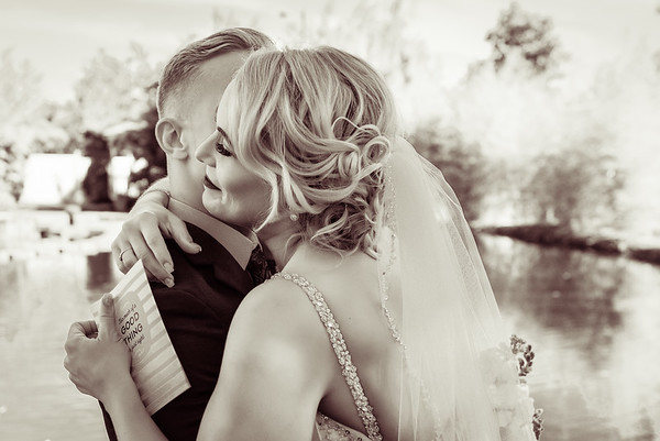 Josh and Katelyn Samuel