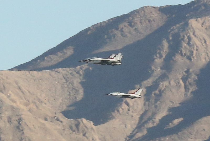16 11 13 Nellis AFB Air Show - Las Vegas
