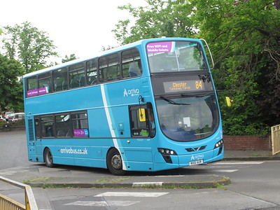 CREWE WARRINGTON KEY WORKER BUS SERVICES MAY 2020