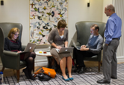 2014 Annual Meeting: Day 2 and 3 - Candids/Meetings