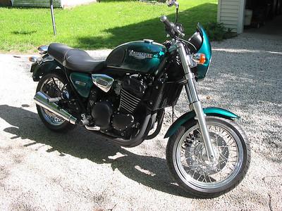 Triumph TT Legend