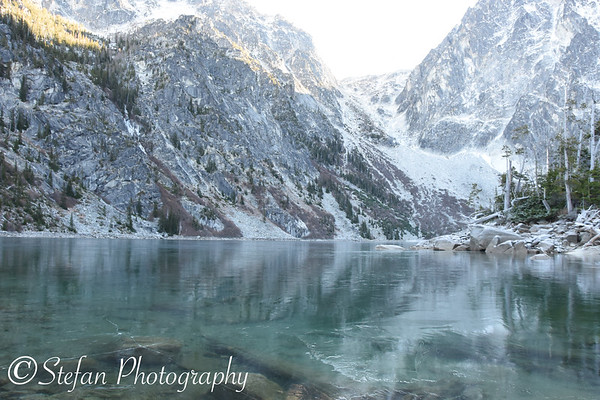 11-18-18 Colchuck lake