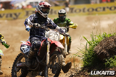 Raceway Park Motocross  7/10/11