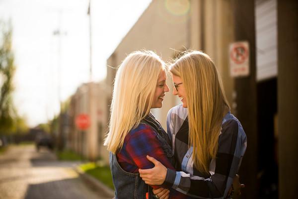 Emma + Taylor