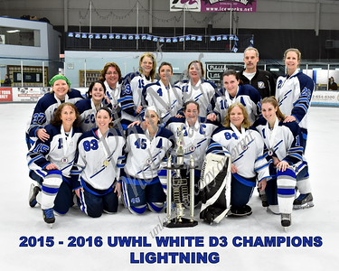 White D3 Championship - Lightning vs Flames