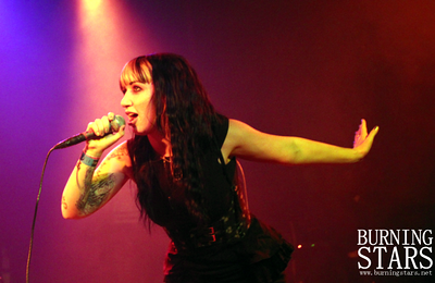 New Years Day @ The Roxy (Hollywood, CA); 7/22/11