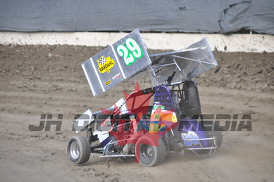 2011 Speedmart Hoosier Night