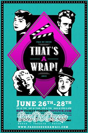 That's A Wrap (2015)