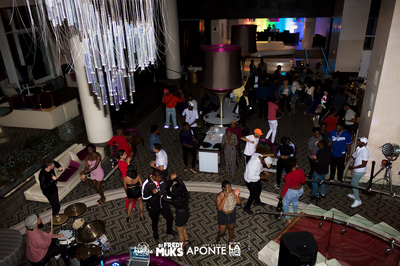 Afro Beats Nights @ The W Hollywood w. DJ Fredy Muks - 06-06-19