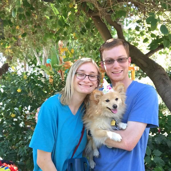 Lauren & Arie's Puppy Paw-ty