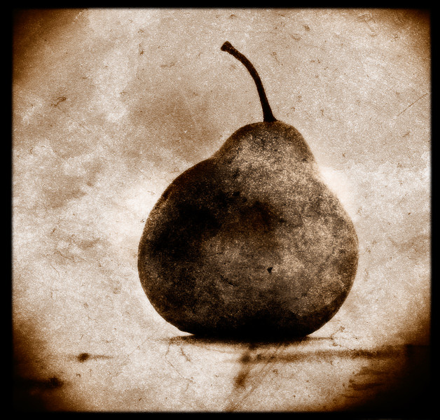Rough Pear