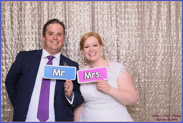 Colleen & Robert's Wedding