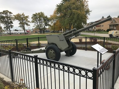 Summit M5 Anti-Tank Gun