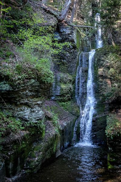 Dingman's Falls, Delaware Water Gap