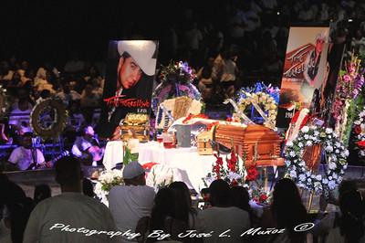 2014-06-03 & 04 Tito Torbellino Memorial & Funeral