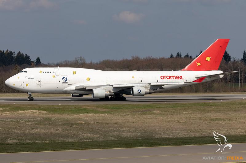 Air Cargo Global | Boeing 747-409(BDSF) | OM-ACG