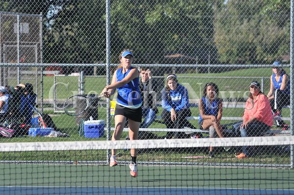 09-22-14 Sports Shawnee @ DHS girls tennis