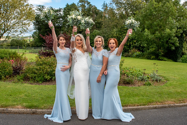 Wedding Gallery-  Bridal Party, family & Friends