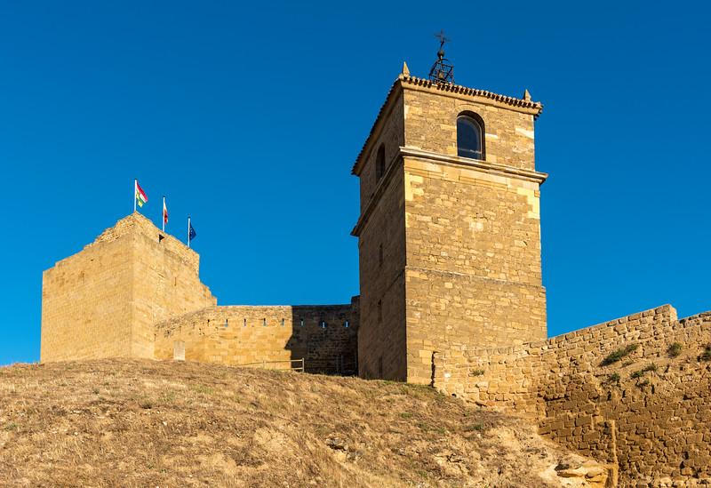 San Vicente de la Sonsierra Castle