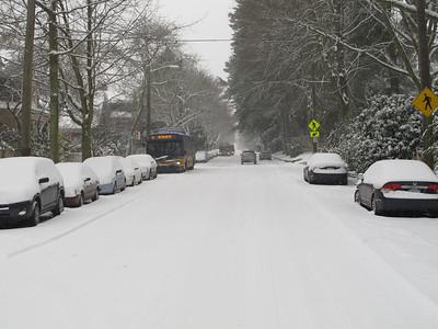 (Mini) Snowmageddon 2012