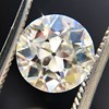 1.53ct Old European Cut Diamond GIA J VS2  1