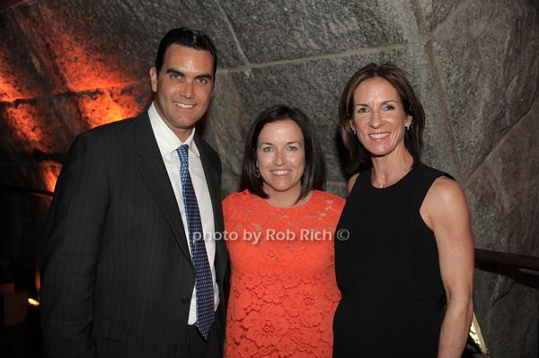 Matt Heaney, Ann Heaney, Marion Adams   photo  by Rob Rich © 2014 robwayne1@aol.com 516-676-3939