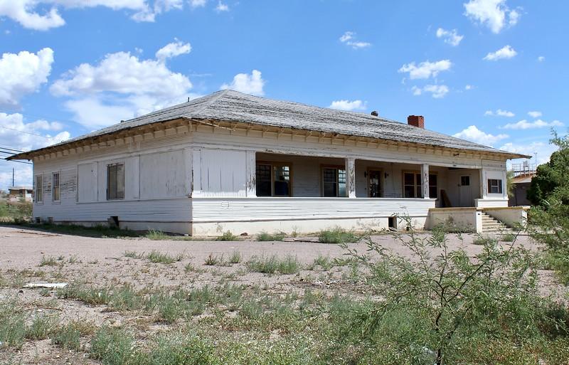 Historic home on Velasco Avenue (2018)