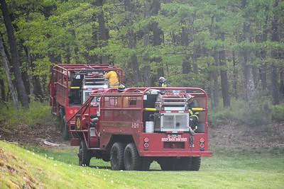2020.05.22 Ridge Brush Fire Independance Ct